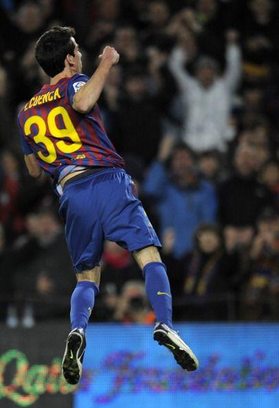El Barcelona ganaba 3 a 0 y quería más.