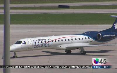 José Pérez, de 88 años, fue el pasajero que murió en vuelo de Aeroméxico