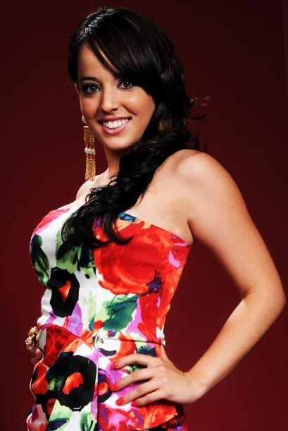 Fue en el concurso de Sábado Gigante, Miss Colita, donde conocimos por p...
