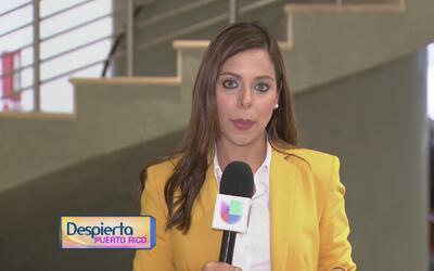 Portones del recinto universitario de Mayagüez amanecen cerrados este vi...