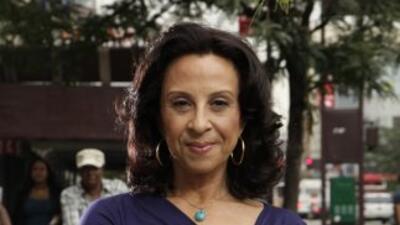 La periodista María Hinojosa.