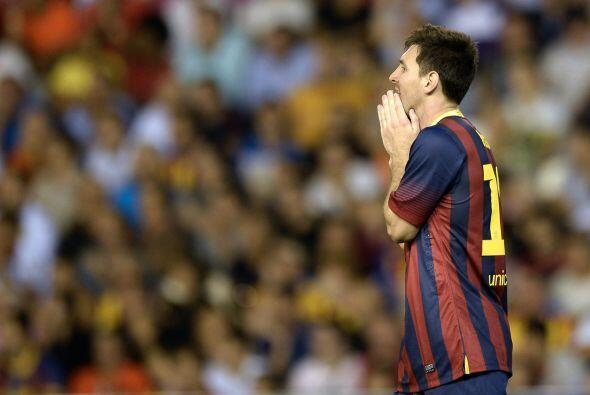 En la segunda parte no hubo más goles, aunque sí muchas oportunidades y...
