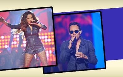 Llegaron con todo al cuarto show en vivo de La Banda. Y es que estos tre...