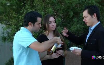 Cambia tu número: Aliméntate antes de tomar alcohol