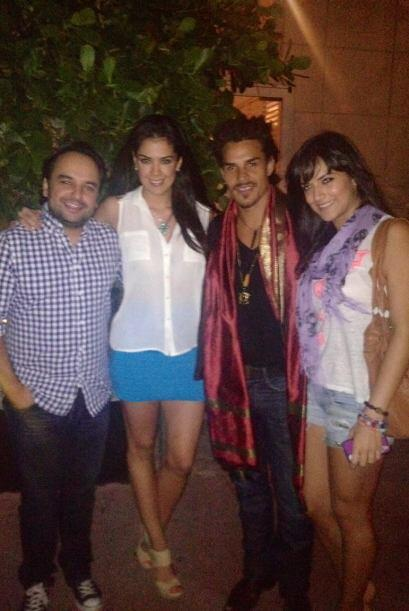 Carolina hace parte de la familia Univision.