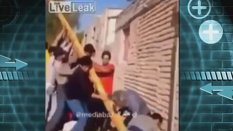 Jóvenes mueren electrocutados en Irán