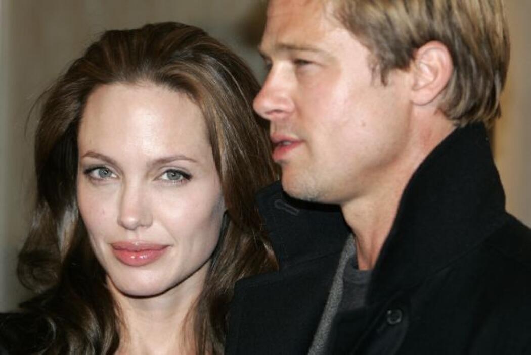 La pareja siguió haciendo promoción del filme y partieron en su primera...