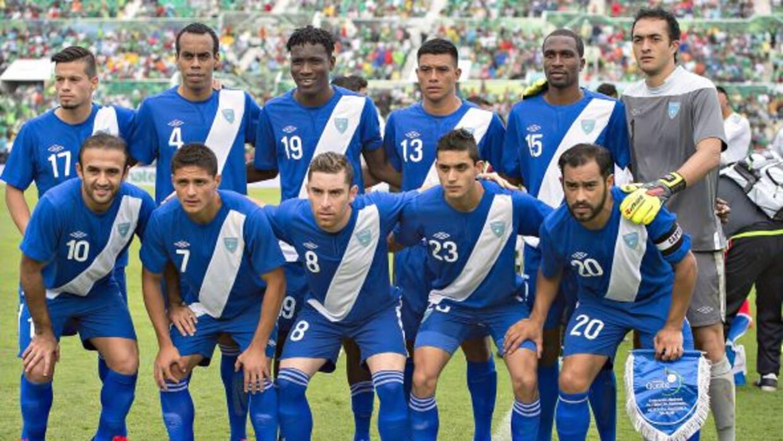 La selección Chapina llega tras avanzar en las eliminatorias mundialistas.