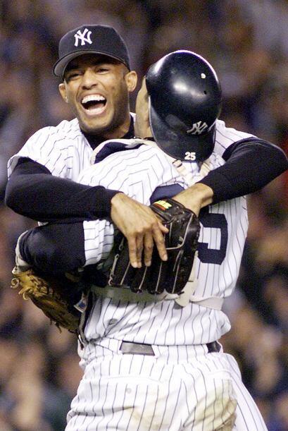 Rivera, que considera que su profesión consiste en lanzar una pelota de...