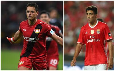 La legión mexicana está lista para una nueva jornada de Champions League