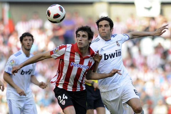 Real Madrid salió a enfrentar al Athletic de Bilbao con un equipo altern...