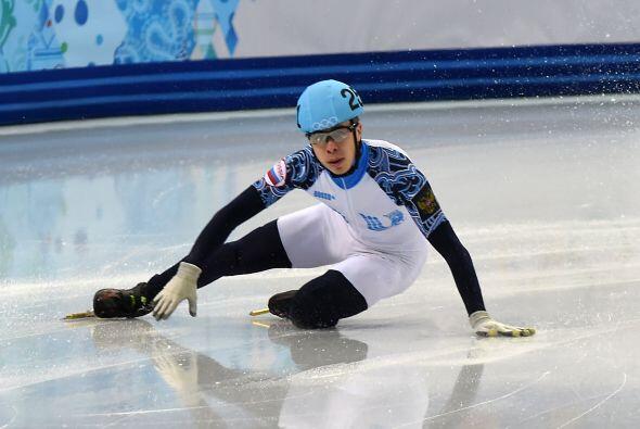 En los Juegos Olímpicos de Xochi 2014, también nos encontr...