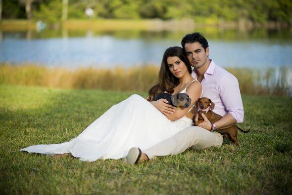 Esta joven y emprendedora pareja ha considerado la posibilidad de acrece...