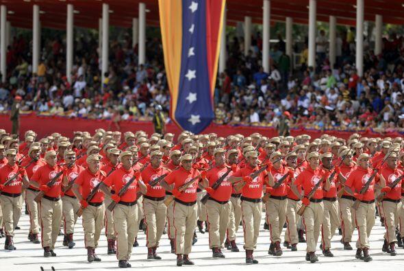 """""""Sólo la revolución garantiza la independencia y la patria socialista"""",..."""