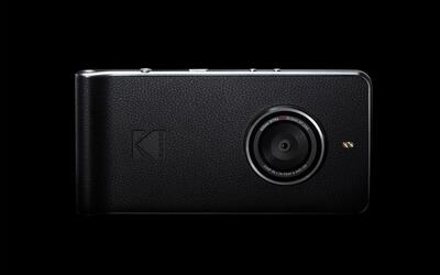 A close glance at the new Kodak Ektra Camera Phone