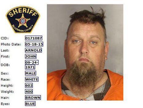 John Arnold (Departamento de Policía de Waco).