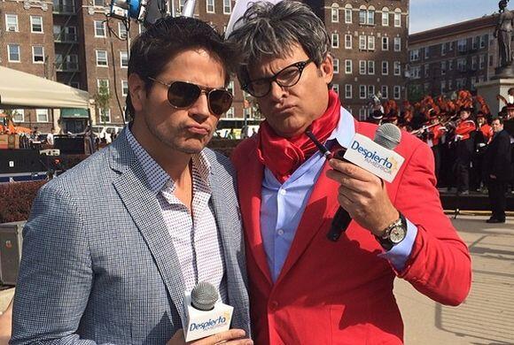 Daniel Arenas y el Profesor Xavi Ondo llegaron a romper corazones.