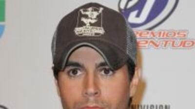 Enrique Iglesias tomó una fotografía de sus partes íntimas para una fan.
