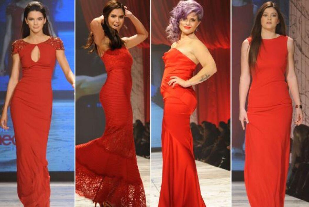 Desde las Jenner hasta Roselyn Sánchez, todas estas famosas modelaron pa...