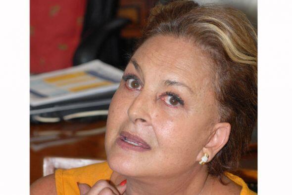 Talina Fernández nuevamente vive una terrible pena.