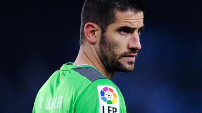 El ahora ex portero del Espanyol jugará con el Real Madrid