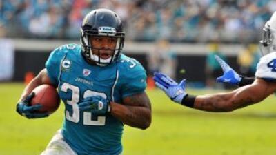 Maurice Jones-Drew es uno de los corredores estelares en toda la NFL.