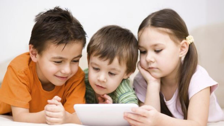 Hay varias apps que nos ayudarán a mantener entretenidos a los niños cua...