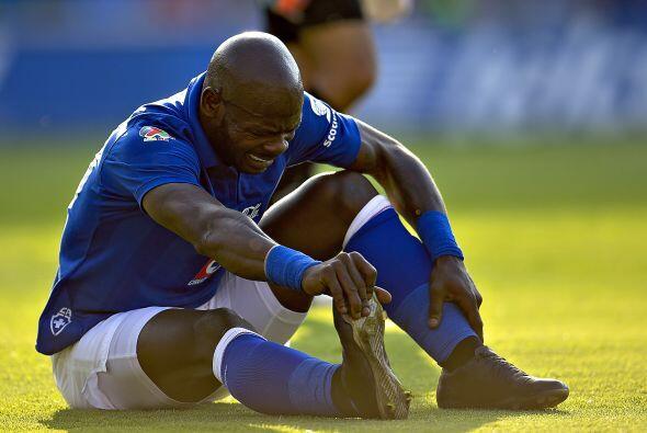 El africano nunca logró la titularidad del equipo cementero pese a que r...