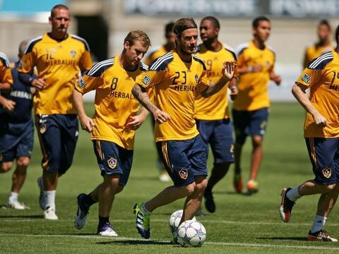 El actual campeón de la MLS, el LA Galaxy, sigue con su gira por...