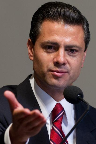 Él es uno uno de los presidenciables para los comicios federales...