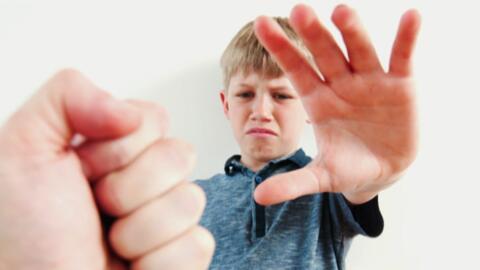 Quisimos saber si debería existir una ley que nos prohíba disciplinar a...