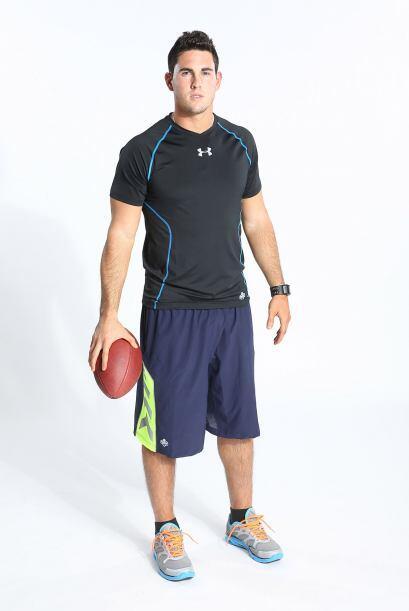 Aaron Murray, quarterback, Kansas City Chiefs.