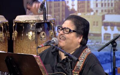 Uforia Lounge: Jimmy Gonzalez live performance