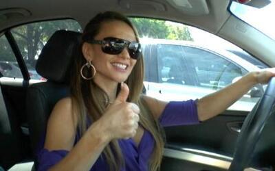 Ponte Bella con Ximena: Súbete al auto con ella y cuidate del sol