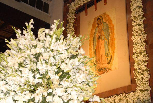 La Parroquia de Nuestra Señora de Guadalupe en San Pedro Garza, N...