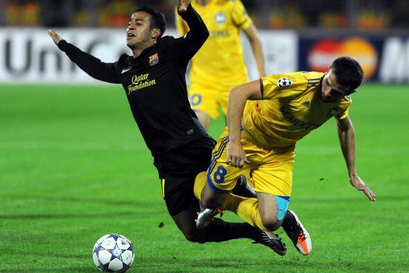 El equipo bielorruso fue presa del talento de los españoles.