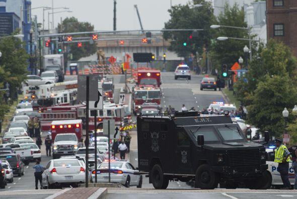 El ataque del lunes recordó el el ataque registrado en 2009 en Texas, cu...
