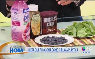 Alimentos para renovar la piel