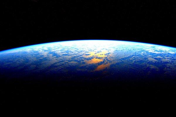 Impresionantes fotos tomadas desde el espacio por Scott Kelly en el mes...