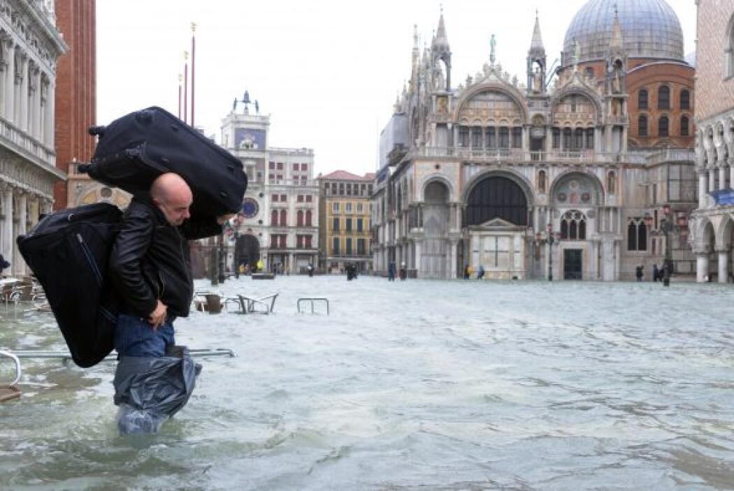 Las fuertes lluvias ya han provocado la muerte de un anciano en la provi...