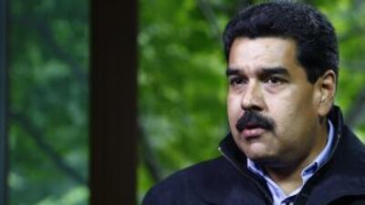 Intentaron comunicarse desde el canal con el gobierno de Maduro para pod...