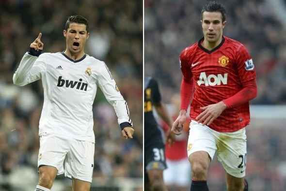 (Con información de EFE) El duelo entre el Real Madrid y el Manchester U...