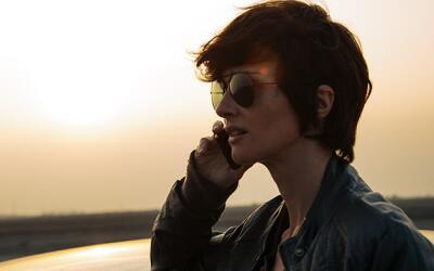 Paz Vega es 'Luisa' en 'La Hermandad'.