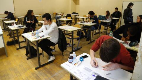 Los estudiantes de EEUU fueron superado por 36 países en matem&aa...