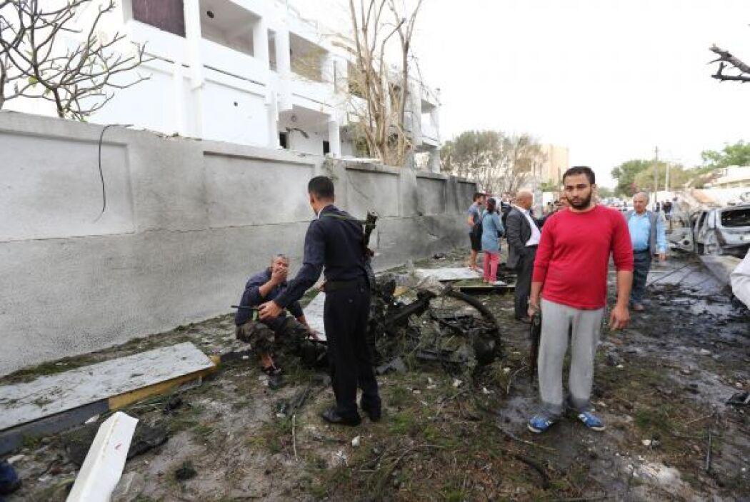 El ataque a la embajada estadounidense en Bengasi desató gran polémica s...