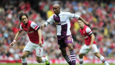 Arsenal vs. Aston Villa
