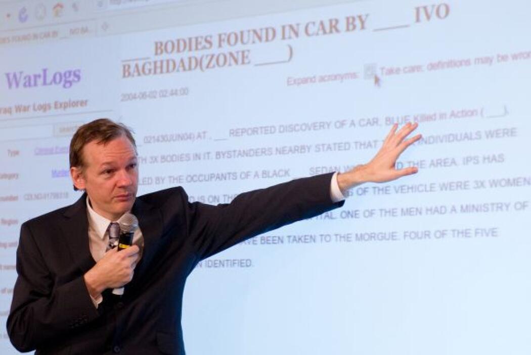 Las revelaciones del domingo de WikiLeaks conciernen 251,287 documentos...