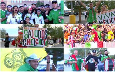 Así vivieron los mexicanos el partido ante Islandia, que fue mucho más q...