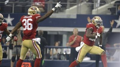 Highlights Semana 1: San Francisco 49ers vs. Dallas Cowboys