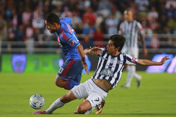 Rodolfo Pizarro cuenta con sólo 20 años pero tiene mucha v...